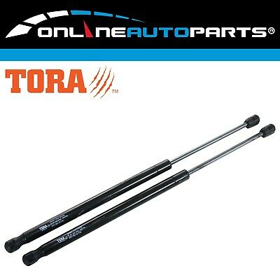 2 Gas Stay Boot Struts suit Holden VE Commodore Sedan With Rear Spoiler