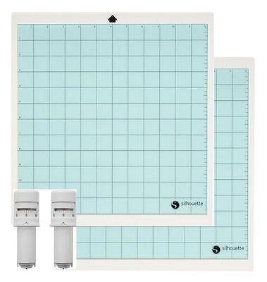 2 Mats & 2 Autoblades Combo  Silhouette CAMEO V3   Best Deal on Ebay