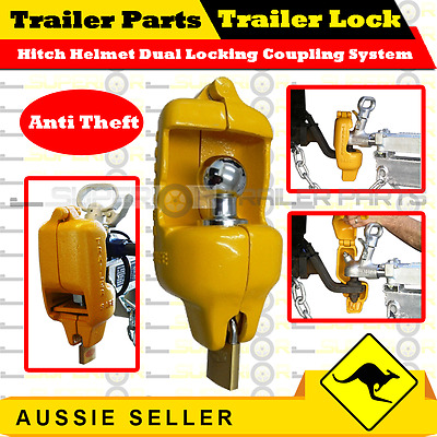 Trailer Lock (Hitch Helmet)