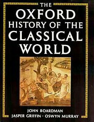 Oxford History Classical World Rome Greece Hellenic Middle East Architecture Law