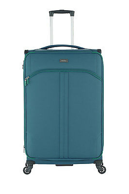 Antler Aire 80cm Large Spinner Suitcase Teal