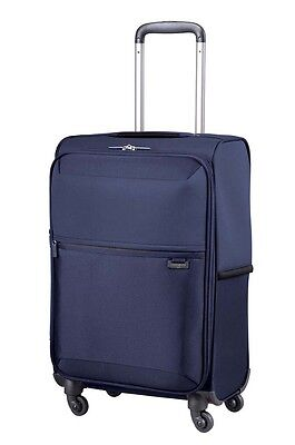 Samsonite 72 Hours 55cm Carry On Spinner Suitcase Navy