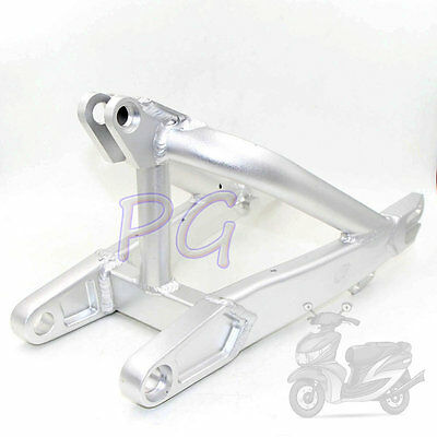 "Silver 17"" Swing Arm Swingarm Disc Brake Aluminum Sdg Ssr 107 110 125 Bike"
