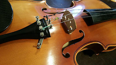 Vintage Antique Violin with Original Case and Bow