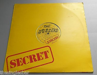 "The Dossers - Red Night UK 1983 Secret Records 12"" Single"