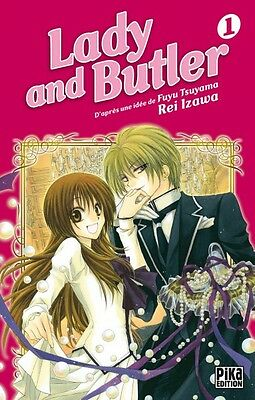 lady and buttler intégral  1 à 21 VF
