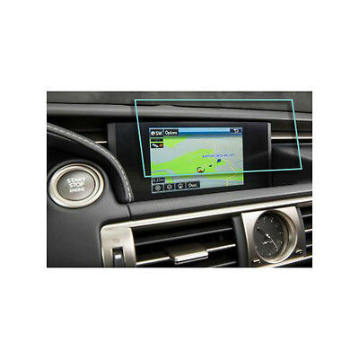 Crystal Clear Screen Protector for 2015 Lexus IS250 IS350 RC350 Navigation