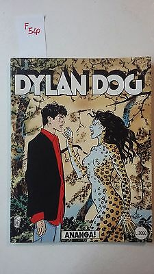 dylan dog n 133 ananga originale