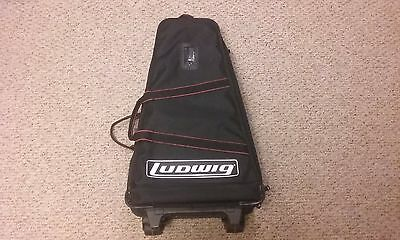 Ludwig 32 key Xylophone Percussion Kit with Case + Remo Drum Pad
