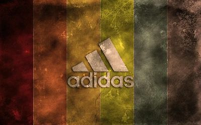 ADIDAS RETRO Poster A [Various Sizes] Marketing Promotional Poster