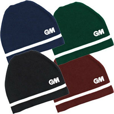 gm gun and moore cricket beanie hat adult mens clothing new
