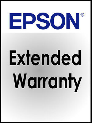 Epson TM-C3500/TM-C3400  2 Year Extended Depot Warranty Upgrade