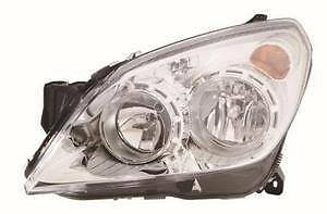 Vauxhall Astra Headlight Unit Passenger's Side Headlamp Unit 2004-2009