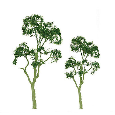 "Jtt Scenery 94408 Professional Series 1"" Gum Tree   6/pk   Z-Scale   Jtt94408"