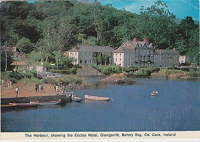 The Harbour, Showing The Eccles Hotel, Glengarriff, Bantry Bay - Unused