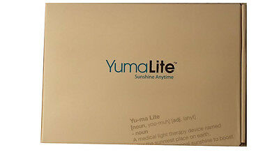 YumaLite Light Therapy Visor, New in Box, Artificial Sunshine Improves Mood