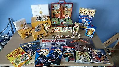 Wallace and Gromit Large Collection Bundle The Wrong Trousers Close Shave New