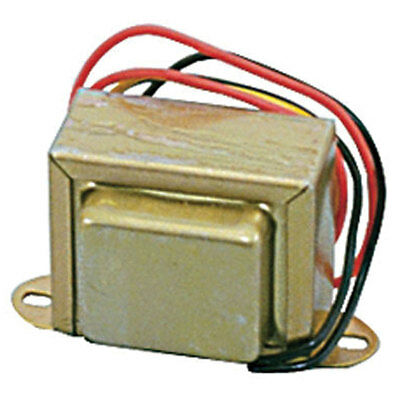 Power Transformer 12.6vct@2A 115/230VAC Wire Leads