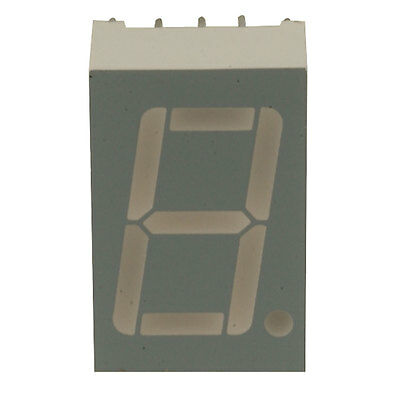 Single Digit 7 Segment LED Display 5 pcs