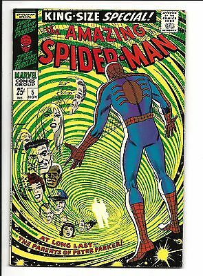 Amazing Spider-Man King-Size Annual # 5 (1968), Vf