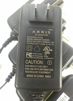 UL High Quality AC Adapter For Linksys EA6300, EA6400 12V 3A Power Supply