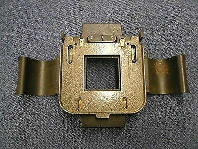 Meopta Opemus 6x6 cm Negative Holder/Carrier with Anti Newton Glass