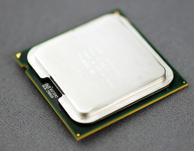 Processeur Intel Core2Duo E8400 3Ghz 6Mo 1333 Mhz Socket 775