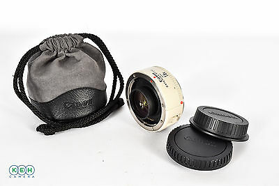 Canon Extender EF1.4x Teleconverter With Case & Caps