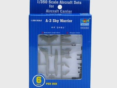◆ Trumpeter 1/350 06223 A-3D Sky Warrior model kit