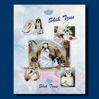 SHIH TZU Dog Present Gift Bag