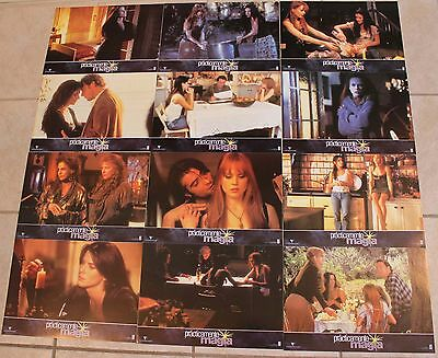 Sandra Bullock Nicole Kidman lobby card set 12 Practical Magic Aidan Quinn