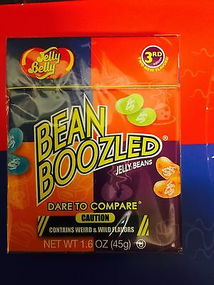Jelly Belly Bean Boozled 3rd Edition 45g-bean Boozled Challenge