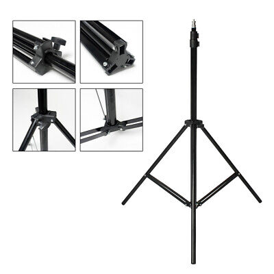 Adjustable Light Stand Tripod 210cm for Studio Photo Flash LED Video Light