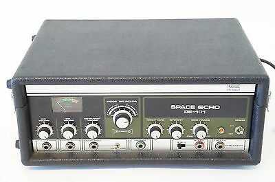 Roland RE-101 SPACE ECHO ANALOG TAPE ECHO REVERB DELAY EFFECT