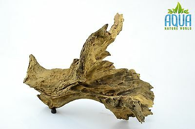 (A-5201)  Oak Bogwood Aquarium Wood (Red moor) Size L