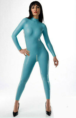 Radical Rubber Latex Meterware - S125 Türkis / Turquiose,Catsuit,Leggings selber