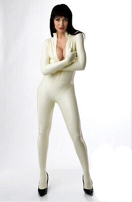 Radical Rubber Latex Meterware - S180 Weiß /White Catsuit,Leggings selber machen