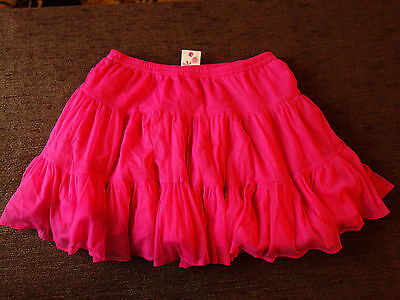Pink Tutu Style Skirt Cherokee 12-13 Years New with Tags
