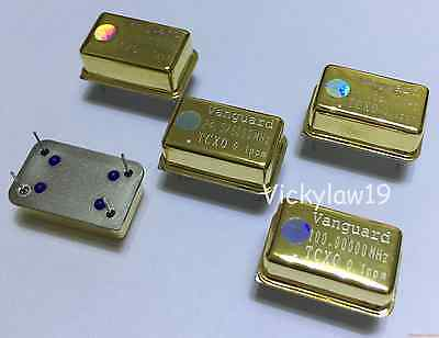 1pcs Vanguard TCXO 0.1ppm 25.000MHz Ultra precision Golden Oscillator