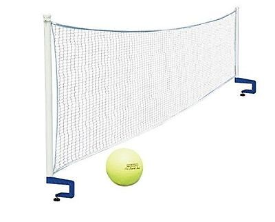 Poolmaster 72786 Above-Ground Mounted Poolside Volleyball / Badminton Game