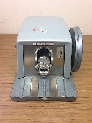 AO American Optical Spencer Model 820 Microtome Vintage