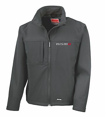 NISMO Softshell Jacket (Embroidered)