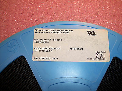 Qty (2500) P0720Sc Rp Teccor Do-214Aa 65V 500A Sidactor Nos Full Reel