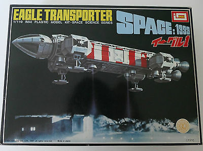 Imai Space 1999 Eagle Transporter 1/110 Scale Model Kit from Japan BNIB Sealed