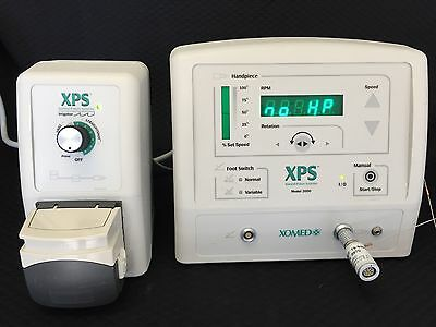 Xomed XPS 2000 with Irrigator Console