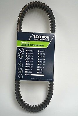 2013-2016 Arctic Cat Wildcat X 1000 Drive Belt 0823-391 r/b 0823-496