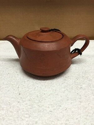 Chinese Clay Pottery Teapot