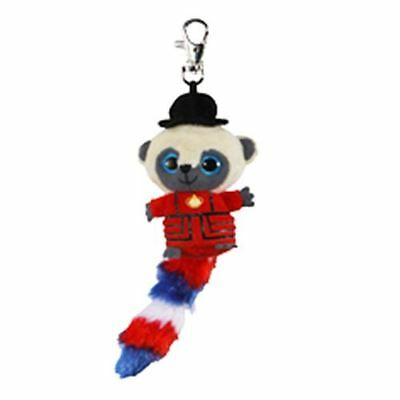 Yoohoo and Friends Clip on - Beefeater Bushbaby 3-inch