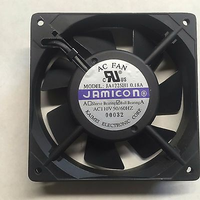 Jamicon JA1225B11H-T  Ball Bearing AC Fan