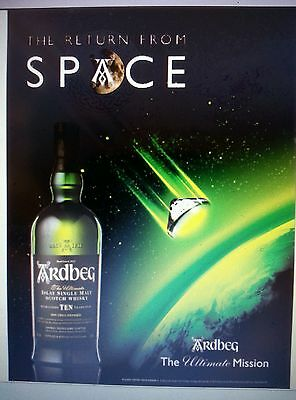 Ardbeg Odessey Poster 18 By 24